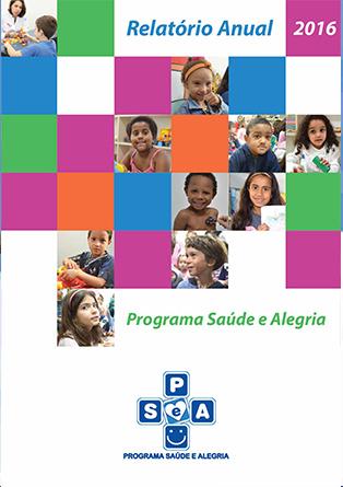 Relatório Anual do Programa Saúde e Alegria